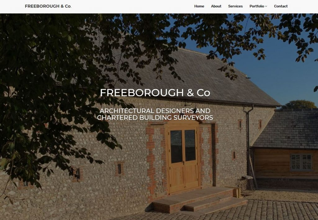 freeborough and co architectural designers